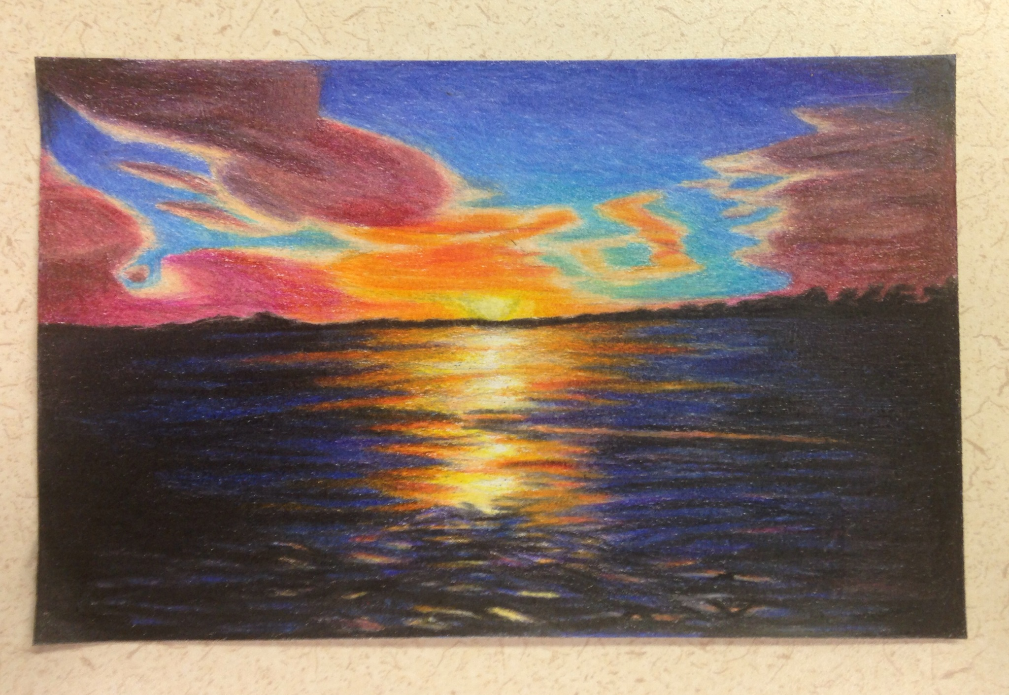 How to draw with colored pencils - Colored Pencil Sammykay Galleries